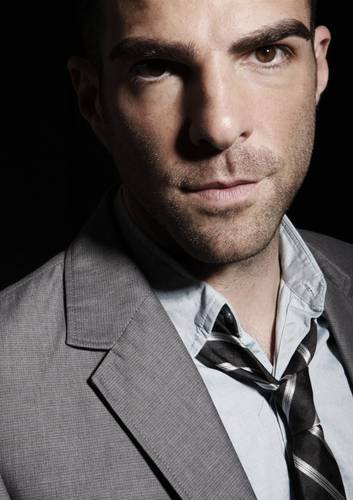 Zachary Quinto wallpaper containing a business suit, a suit, and a double breasted suit titled Zachary Quinto
