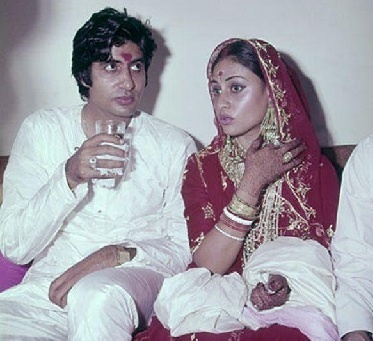 Matrimoni famosi wallpaper entitled amitabh and jaya wedding