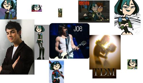 Total Drama Island wallpaper called gwen (and two joe jonas's) for  sexybaby9087