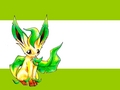 leafeon - pokemon fan art