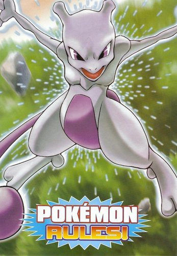 Legendary Pokemon wallpaper probably with anime titled mewtwo