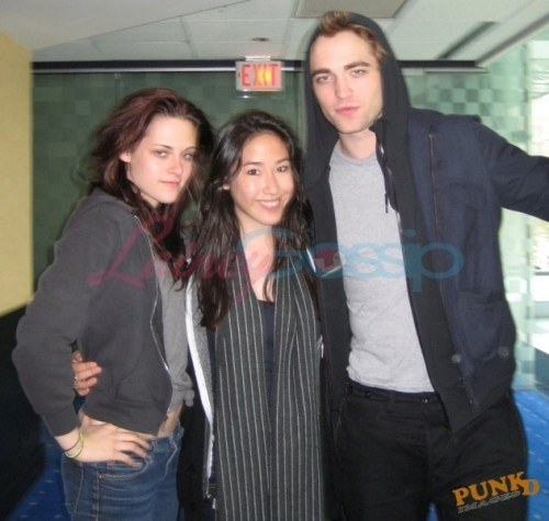 robert with Fan (and kristen)