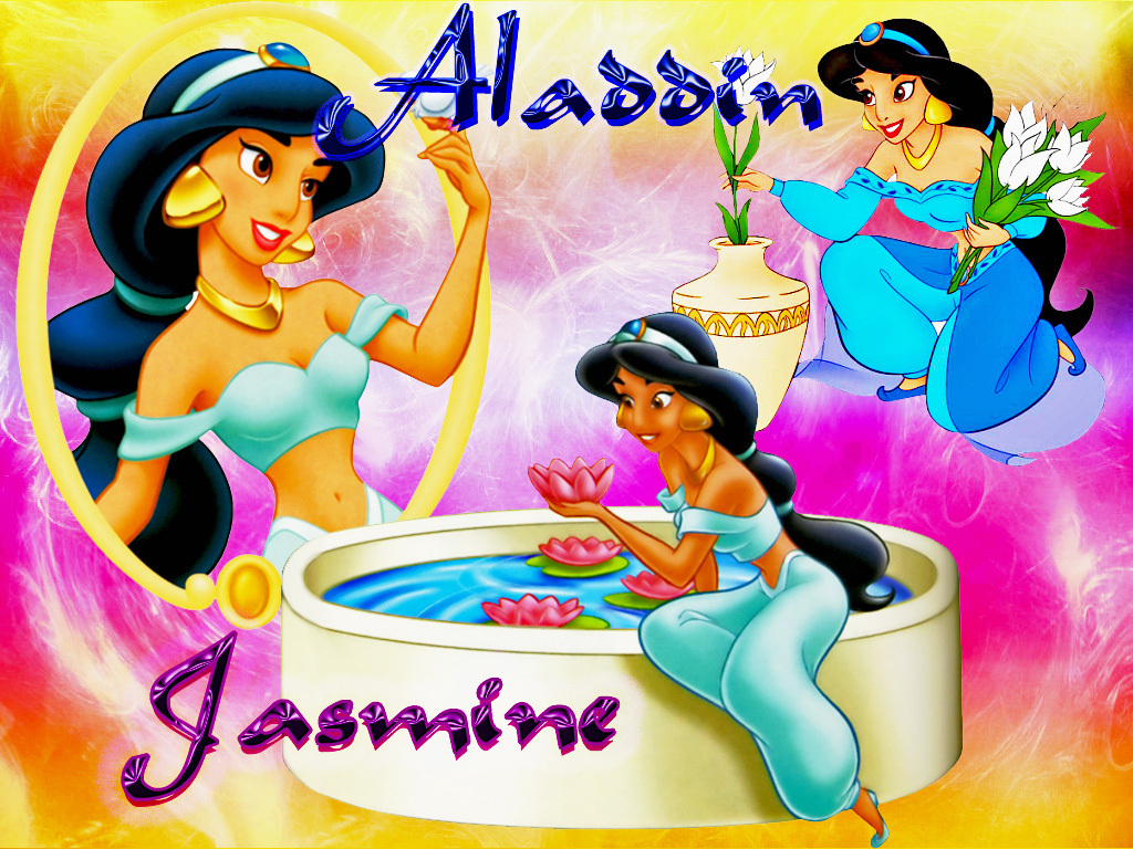 Aladdin achtergrond