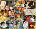 All Ghibli films - studio-ghibli wallpaper