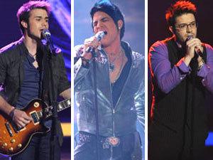 American Idol oben, nach oben 3