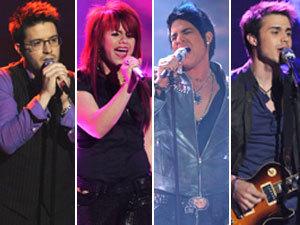 American Idol oben, nach oben 4