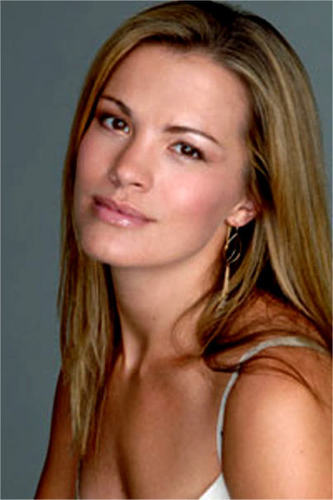 Annie Lavery played door Melissa Egan