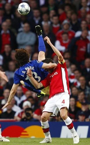 Arsenal vs. Man United,May 5th,2009