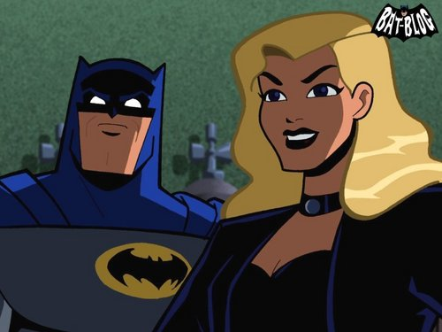 batman and Black Canary