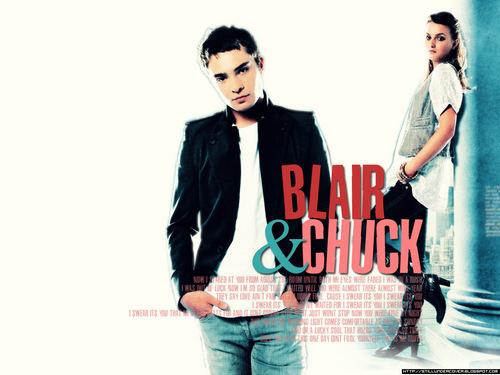 Blair And Chuck xoxo