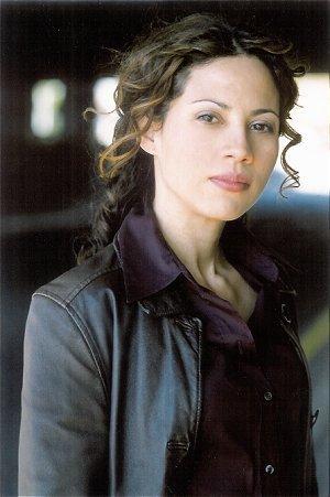 Carmen Morales played by Elizabeth Rodriguez