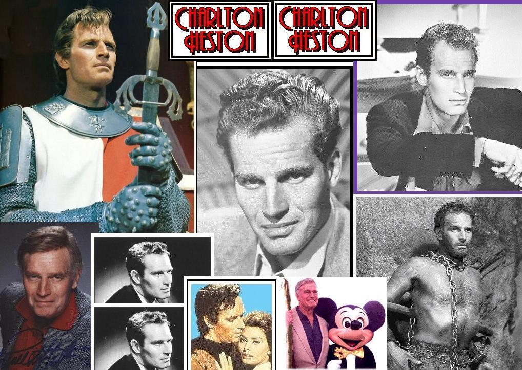 Charlton Heston Movie Quotes. QuotesGram