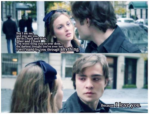 Chuck And Blair;