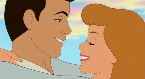 Disney Couples پیپر وال containing عملی حکمت entitled Cinderella and Prince Charming