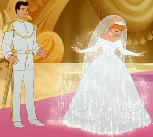 신데렐라 and Prince Charming