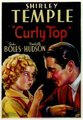 Curly Top Poster - shirley-temple fan art