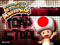 Dance Dance Revolution Mario Mix - toad wallpaper