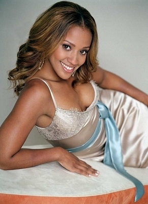 Danielle Frye played par Tanisha Lynn