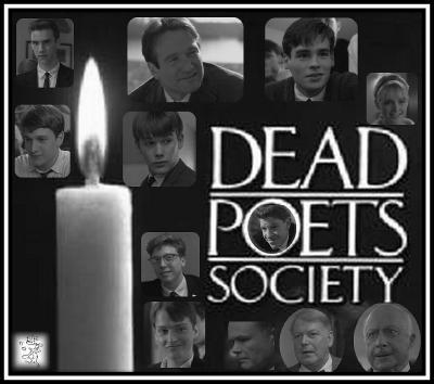 the concepts of belonging in dead poets society essay Start studying esl practice test #1 (book) learn vocabulary, terms, and more with flashcards, games, and other study tools.