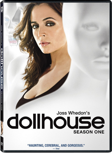 Dollhouse season 1 DVD cover