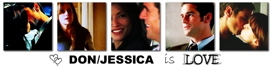 Don/Jessica is Love