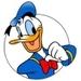 Donald pato icono