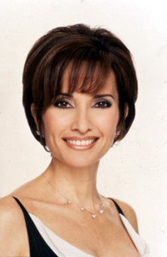 Erica Kane played by Susan Lucci