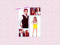 90210 - Ethan + Annie wallpaper