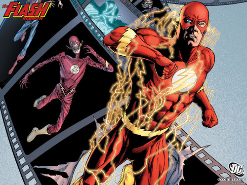 Flash Rebirth #2