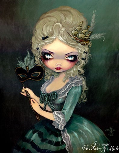 Jasmine Becket-Griffith images Georgian Maiden wallpaper and background photos