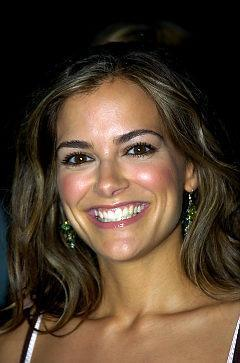 Greenlee Smythe played por Rebecca Budig