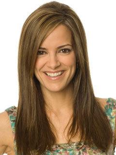 Greenlee Smythe played by Rebecca Budig