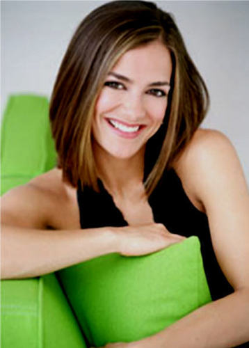 Greenlee Smythe played by Rebecca Budig