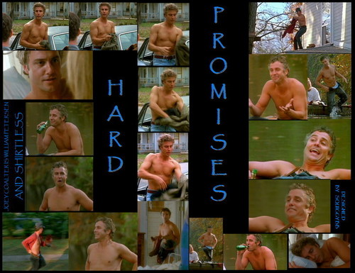 Hard Promises (please remember to breathe whilst viewing picture)