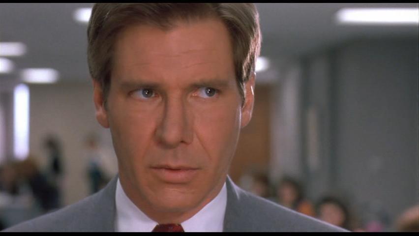 Harrison in 'Working Girl'