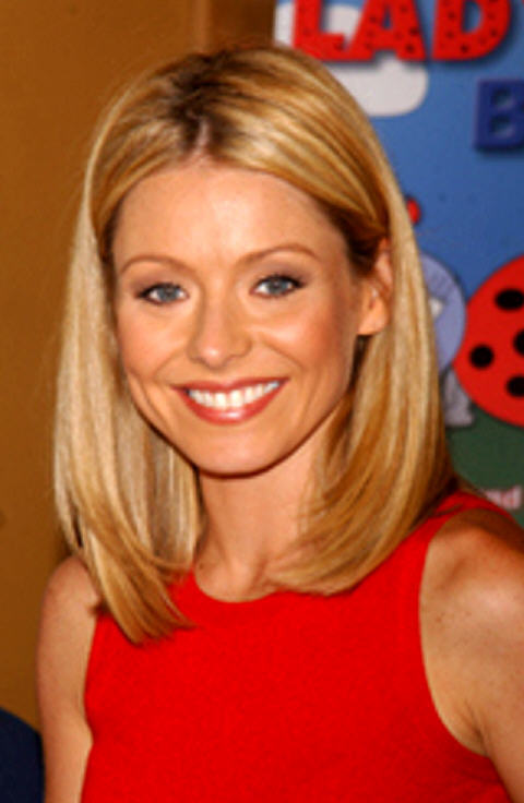 All My Children Hayley Santos played by Kelly Ripa