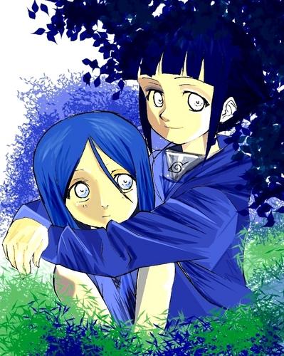 Hinata & Hanabi Hyuuga