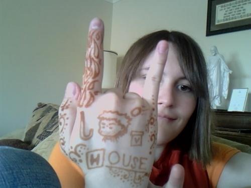 House Henna Tattoo!