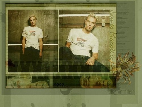 James Marsters wallpaper possibly with a sign entitled James <3