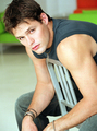 Jamie Martin played by Justin Bruening - all-my-children photo