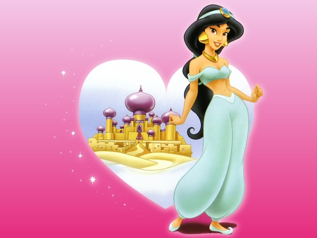 Disney princess jasmine wallpaper