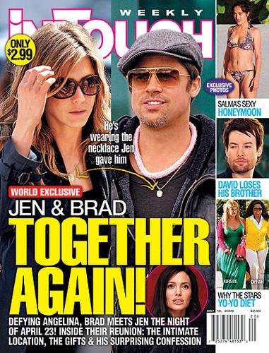 Jen & Brad <3