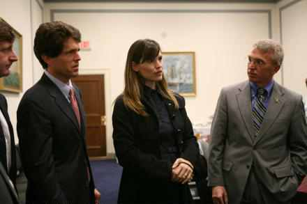 Jen Meeting with Congress 2009