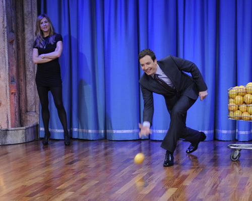 Jennifer - Late Night with Jimmy Fallon