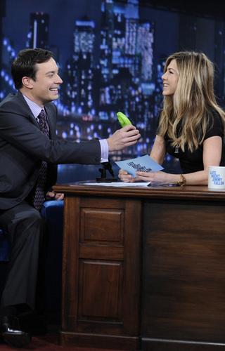 Jennifer - Late Night with Jimmy Fallon
