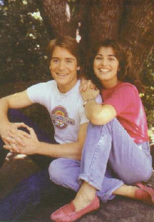 Jenny Gardner, Tad's sister & Greg Nelson