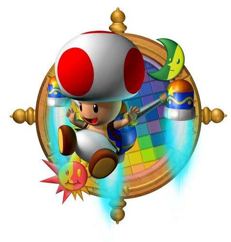 Jetpack Toad!