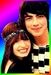 Joe and Demi - demi-lovato-and-jonas-brothers icon