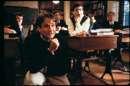 Dead Poets Society wallpaper titled John Keating