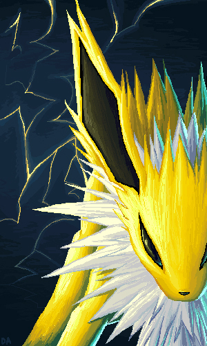 Electric Type Pokemon images Jolteon wallpaper and ...